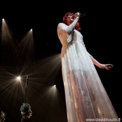 Florence and the Machine @ Olympia