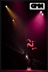 Karimouche 02/12/2010 - La cigale (Paris) David MOULIN