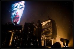 The Chemical Brothers 14/01/2011 - Le zénith (paris) David MOULIN