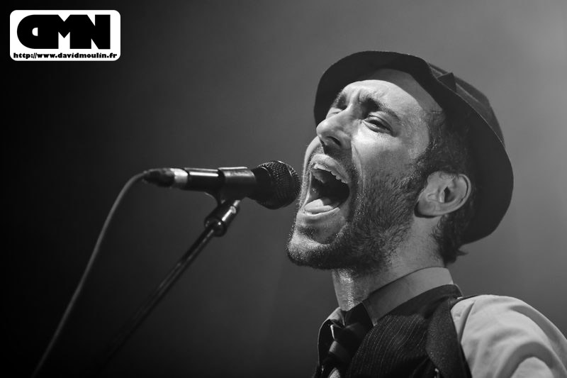 Charlie Winston Olympia 2009 David MOULIN