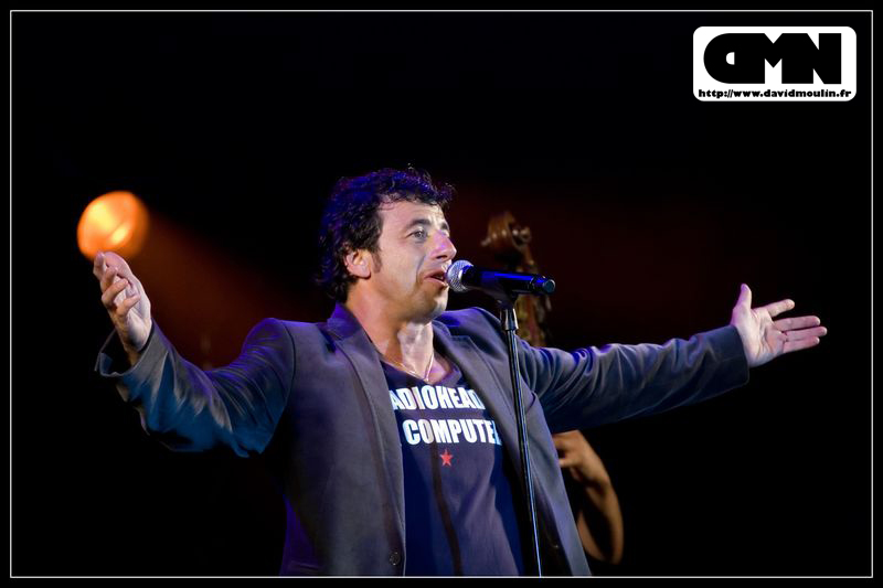 Patrick Bruel @ Nancy 2007