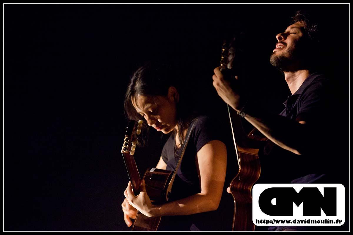 Rodrigo y Gabriela 19/11/2010 - Zenith de Paris David MOULIN