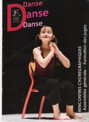 couverture - danse danse danse (fédération française de Danse)