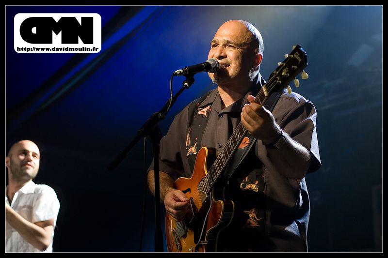 Awek @ Vache de Blues 2007