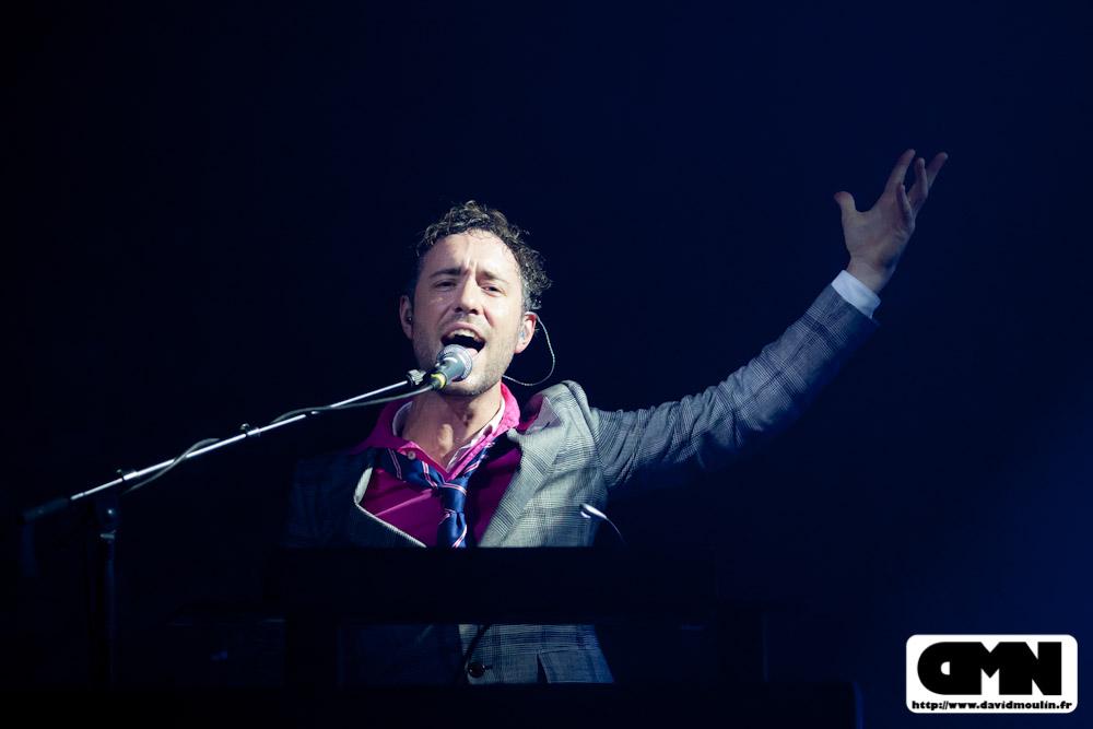 Charlie Winston @ Casino de Paris - 2012